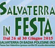 16^ Salvaterra in Festa
