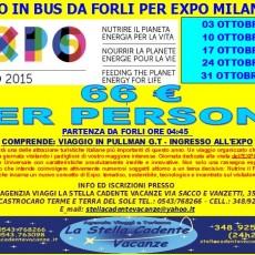EXPO MILANO 2015 ... RUSH FINALE!!!