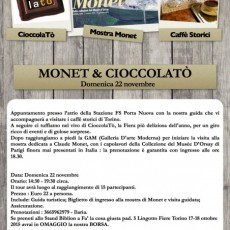 Monet & CioccolaTò