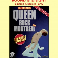 Al Cinema Roma: QUEEN ROCK MONTREAL