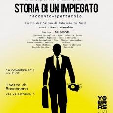 Storia di un impiegato - Bosconero