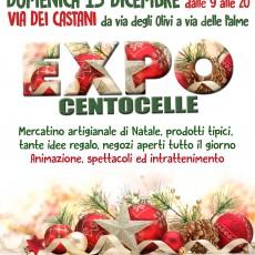 EXPO CENTOCELLE - Edizione Natale