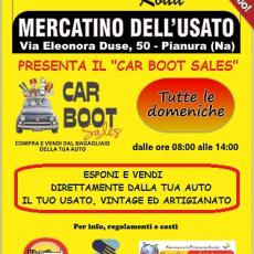 Il Mega Store Portobello Road porta a Napoli il Car Boot Market