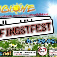 PFINGSTFEST BIBIONE - LA FESTA DI PENTECOSTE A BIBIONE