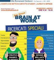 Le migliori aziende in cerca di talenti- BRAIN AT WORK