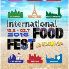 International FOOD FEST 2016