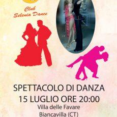 Spettacolo di Danza by Club Selenia Dance