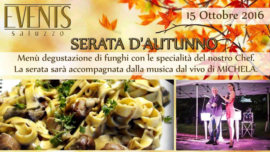 Serata di autunno events saluzzo trovaeventi - Corsi cucina cuneo ...