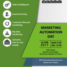 Marketing Automation Day - Roma