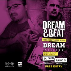 Dj Simi & Pako S - djset at Dream Village Paestum Salerno