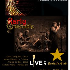 KARLY ENSEMBLE LIVE AT PENTALFA CLUB