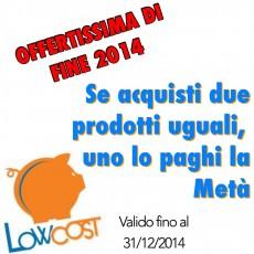Offerta Negozio Low Cost